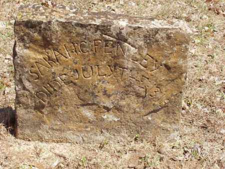 FENLEY, SARAH C - Izard County, Arkansas | SARAH C FENLEY - Arkansas Gravestone Photos