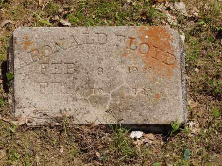 FLOYD, A RONALD - Izard County, Arkansas   A RONALD FLOYD - Arkansas Gravestone Photos