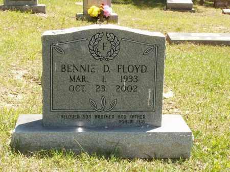 FLOYD, BENNIE D - Izard County, Arkansas   BENNIE D FLOYD - Arkansas Gravestone Photos