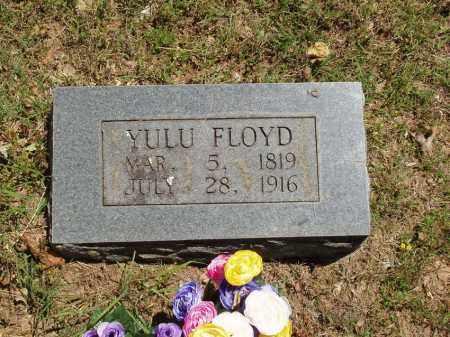 HERNDON FLOYD, YULU - Izard County, Arkansas | YULU HERNDON FLOYD - Arkansas Gravestone Photos