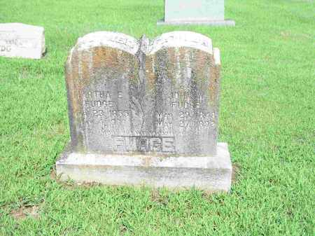 FUDGE, MARY ELIZABETH - Izard County, Arkansas | MARY ELIZABETH FUDGE - Arkansas Gravestone Photos