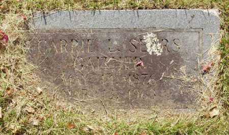 GAITHER, CARRIE L - Izard County, Arkansas | CARRIE L GAITHER - Arkansas Gravestone Photos