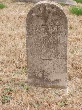 GARNER, INFANT - Izard County, Arkansas | INFANT GARNER - Arkansas Gravestone Photos