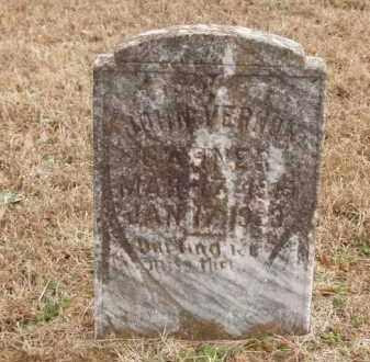 GARNER, JOHN VERNON - Izard County, Arkansas | JOHN VERNON GARNER - Arkansas Gravestone Photos
