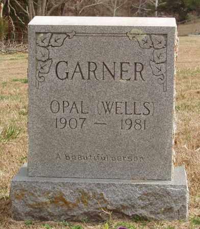 GARNER, OPAL - Izard County, Arkansas | OPAL GARNER - Arkansas Gravestone Photos