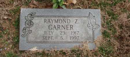 GARNER, RAYMOND Z - Izard County, Arkansas | RAYMOND Z GARNER - Arkansas Gravestone Photos