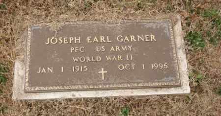 GARNER  (VETERAN WWII), JOSEPH EARL - Izard County, Arkansas | JOSEPH EARL GARNER  (VETERAN WWII) - Arkansas Gravestone Photos