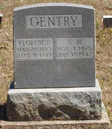 GENTRY, FRANKLIN M - Izard County, Arkansas | FRANKLIN M GENTRY - Arkansas Gravestone Photos