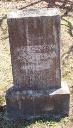 GENTRY, J L - Izard County, Arkansas   J L GENTRY - Arkansas Gravestone Photos