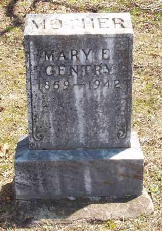 GENTRY, MARY ELLEN - Izard County, Arkansas | MARY ELLEN GENTRY - Arkansas Gravestone Photos