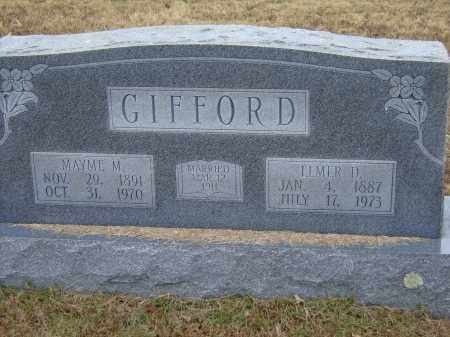 ROBINS GIFFORD, MARCIA MAYME - Izard County, Arkansas | MARCIA MAYME ROBINS GIFFORD - Arkansas Gravestone Photos