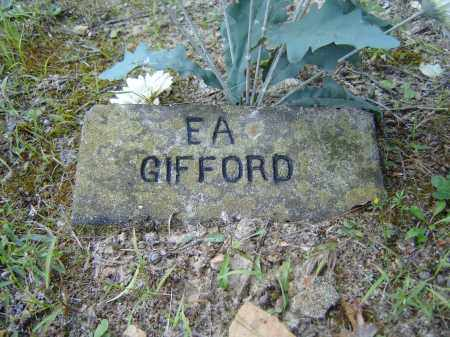 GIFFORD, ELIZA ARNETTA 'NETTIE' - Izard County, Arkansas | ELIZA ARNETTA 'NETTIE' GIFFORD - Arkansas Gravestone Photos