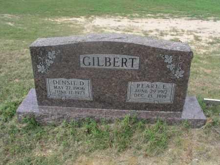 GILBERT, PEARL E. - Izard County, Arkansas   PEARL E. GILBERT - Arkansas Gravestone Photos