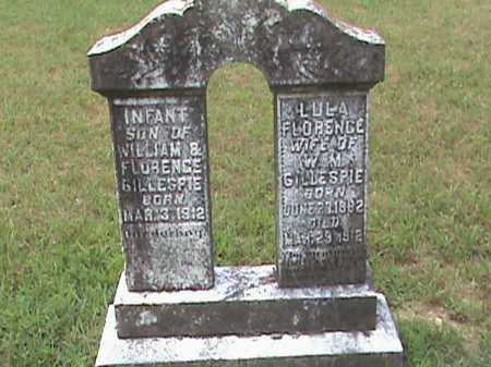 GILLESPIE, INFANT SON - Izard County, Arkansas | INFANT SON GILLESPIE - Arkansas Gravestone Photos