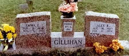 GRIMMETT GILLIHAN, EMMA EUNICE - Izard County, Arkansas | EMMA EUNICE GRIMMETT GILLIHAN - Arkansas Gravestone Photos