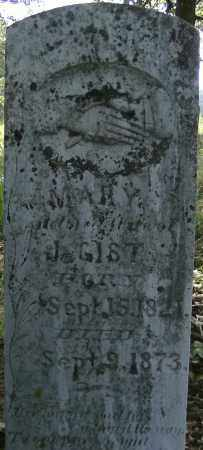 GIST, MARY - Izard County, Arkansas | MARY GIST - Arkansas Gravestone Photos