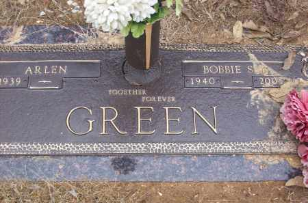 GREEN, BOBBIE SUE - Izard County, Arkansas | BOBBIE SUE GREEN - Arkansas Gravestone Photos