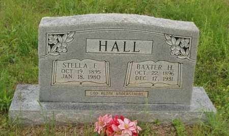HALL, STELLA E - Izard County, Arkansas | STELLA E HALL - Arkansas Gravestone Photos