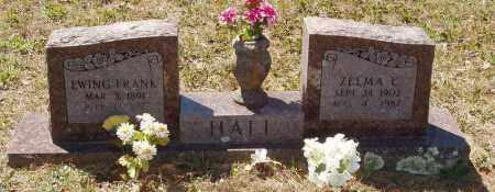 LANCASTER HALL, ZELMA E - Izard County, Arkansas | ZELMA E LANCASTER HALL - Arkansas Gravestone Photos