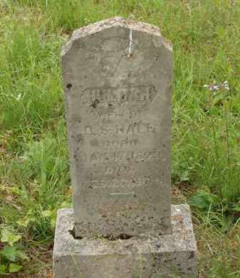 HALL, MARTHA HULDAH - Izard County, Arkansas | MARTHA HULDAH HALL - Arkansas Gravestone Photos