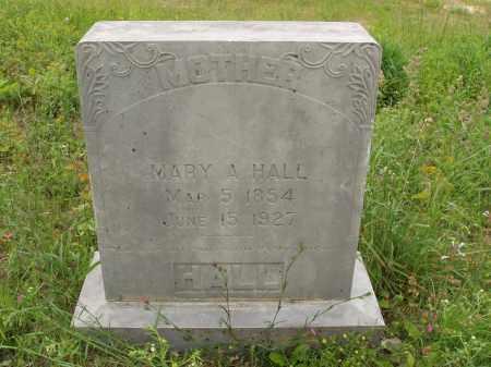 HALL, MARY ADALINE - Izard County, Arkansas | MARY ADALINE HALL - Arkansas Gravestone Photos