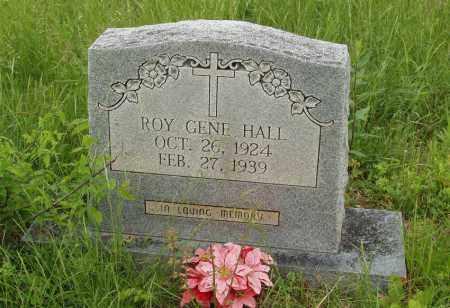 HALL, ROY GENE - Izard County, Arkansas | ROY GENE HALL - Arkansas Gravestone Photos