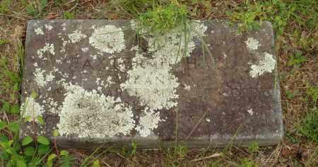 HALL  (VETERAN WWI), BAXTER H - Izard County, Arkansas   BAXTER H HALL  (VETERAN WWI) - Arkansas Gravestone Photos