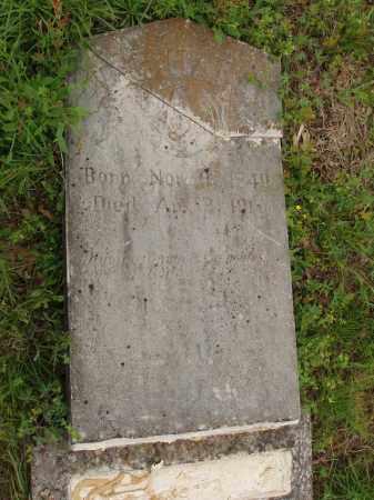 HALL, WILLIAM H - Izard County, Arkansas | WILLIAM H HALL - Arkansas Gravestone Photos