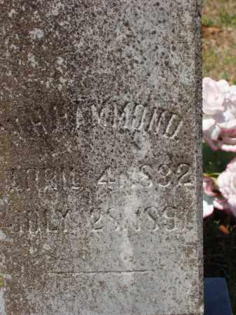 HAMMOND, WILLIAM H - Izard County, Arkansas | WILLIAM H HAMMOND - Arkansas Gravestone Photos