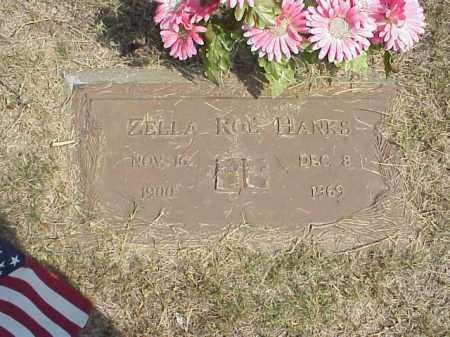 HANKS, ZELLA ROE - Izard County, Arkansas | ZELLA ROE HANKS - Arkansas Gravestone Photos