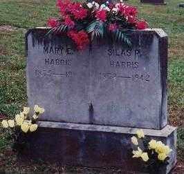 THOMPSON HARRIS, MARY E. - Izard County, Arkansas | MARY E. THOMPSON HARRIS - Arkansas Gravestone Photos