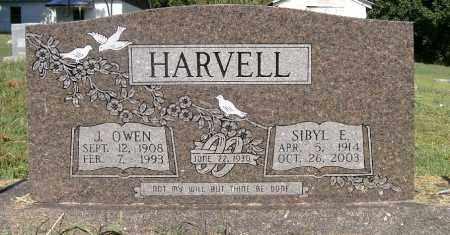 WALKER HARVELL, SIBYL EMILY (OBIT) - Izard County, Arkansas | SIBYL EMILY (OBIT) WALKER HARVELL - Arkansas Gravestone Photos