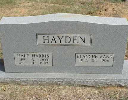 HAYDEN, MARY BLANCHE - Izard County, Arkansas | MARY BLANCHE HAYDEN - Arkansas Gravestone Photos