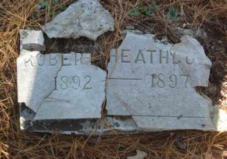 HEATHCOAT, ROBERT - Izard County, Arkansas | ROBERT HEATHCOAT - Arkansas Gravestone Photos