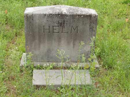 HELM, JAMES THOMAS - Izard County, Arkansas   JAMES THOMAS HELM - Arkansas Gravestone Photos