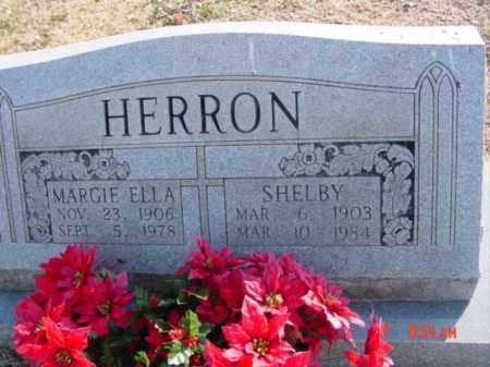 HERRON, SHELBY - Izard County, Arkansas   SHELBY HERRON - Arkansas Gravestone Photos