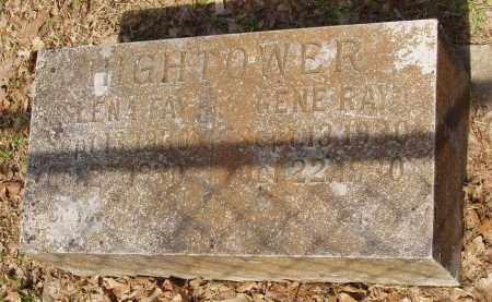 HIGHTOWER, GENE RAY - Izard County, Arkansas | GENE RAY HIGHTOWER - Arkansas Gravestone Photos