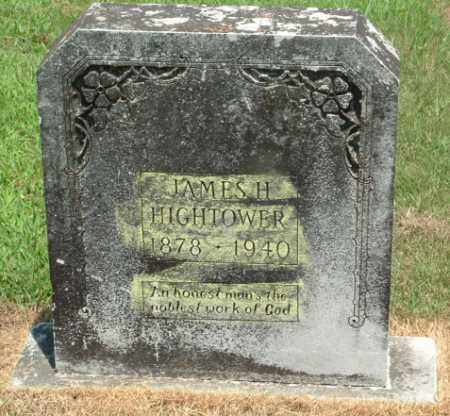 HIGHTOWER, JAMES HENRY - Izard County, Arkansas | JAMES HENRY HIGHTOWER - Arkansas Gravestone Photos