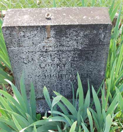 FINLEY HIGHTOWER, LOCKY EUNICE - Izard County, Arkansas | LOCKY EUNICE FINLEY HIGHTOWER - Arkansas Gravestone Photos
