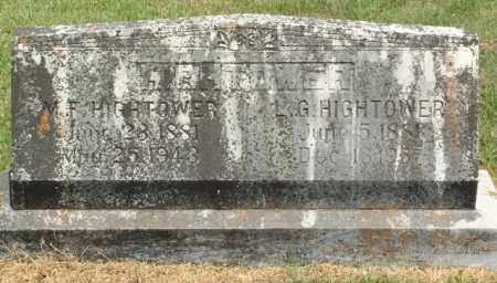 HIGHTOWER, MARION FRANCIS - Izard County, Arkansas | MARION FRANCIS HIGHTOWER - Arkansas Gravestone Photos
