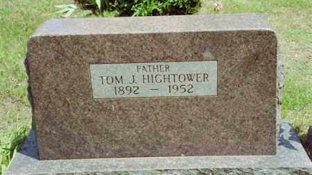 "HIGHTOWER, THOMAS ""TOM"" JACKSON - Izard County, Arkansas 