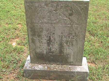HODGES, LUCY E. - Izard County, Arkansas   LUCY E. HODGES - Arkansas Gravestone Photos