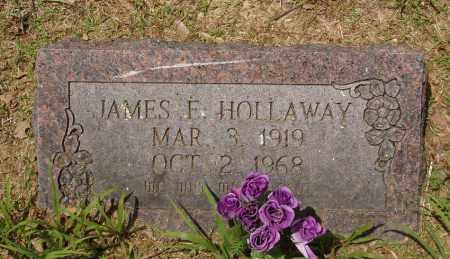 HOLLAWAY, JAMES E - Izard County, Arkansas   JAMES E HOLLAWAY - Arkansas Gravestone Photos