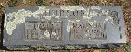 KING HUDSON, MALINDA - Izard County, Arkansas | MALINDA KING HUDSON - Arkansas Gravestone Photos
