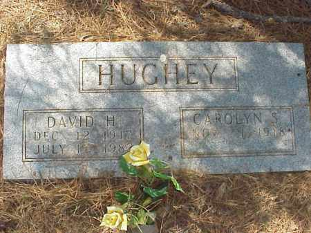 HUGHEY, DAVID H. - Izard County, Arkansas | DAVID H. HUGHEY - Arkansas Gravestone Photos