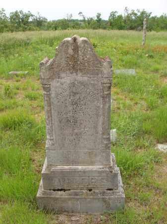 JACOBS (VETERAN CSA), JOHN W - Izard County, Arkansas   JOHN W JACOBS (VETERAN CSA) - Arkansas Gravestone Photos