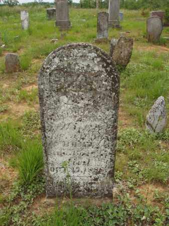 JACOBS, REBECCA CAROLINE - Izard County, Arkansas | REBECCA CAROLINE JACOBS - Arkansas Gravestone Photos