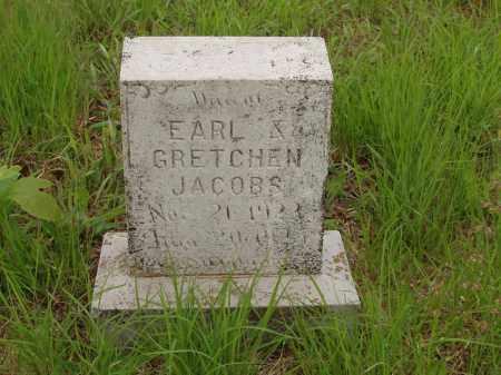 JACOBS, WYNONA - Izard County, Arkansas | WYNONA JACOBS - Arkansas Gravestone Photos