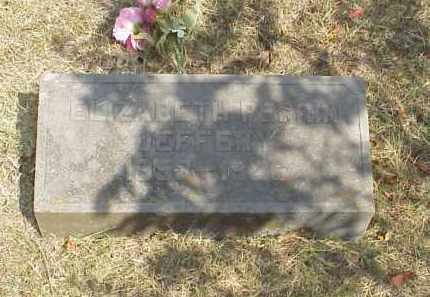 JEFFERY, ELIZABETH PERRIN - Izard County, Arkansas | ELIZABETH PERRIN JEFFERY - Arkansas Gravestone Photos