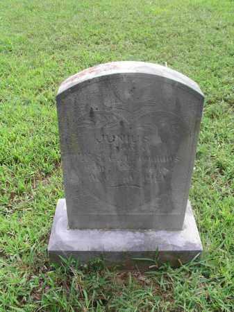 JENNINGS, JUNIUS A. - Izard County, Arkansas | JUNIUS A. JENNINGS - Arkansas Gravestone Photos